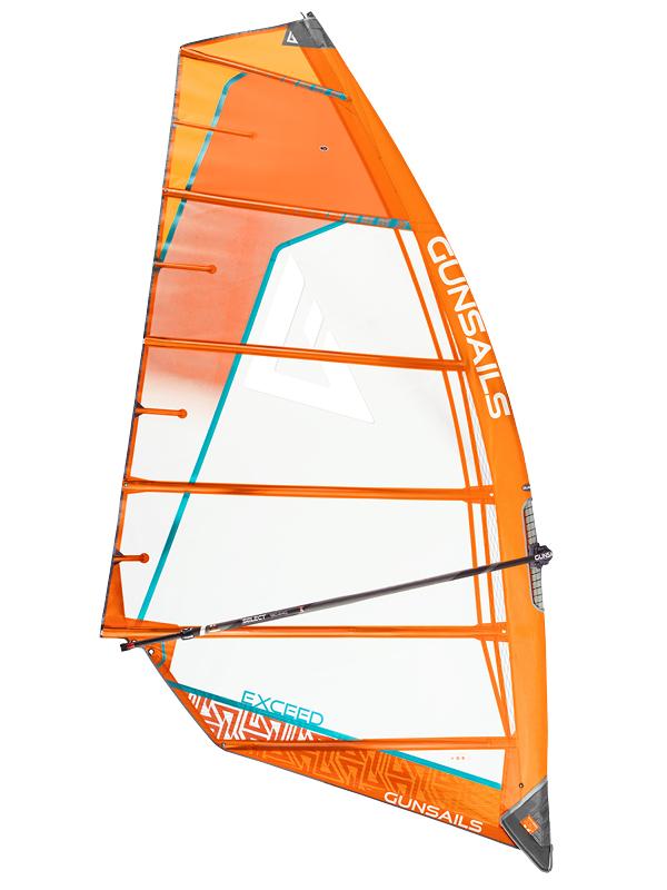 Windsurf Reeride Segel 2 Camber
