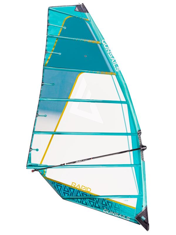 Freerace Windsurf Sail No Cam