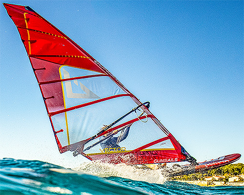 windsurf segel