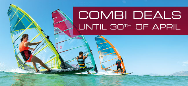 GUNSAILS | Combi-Deals