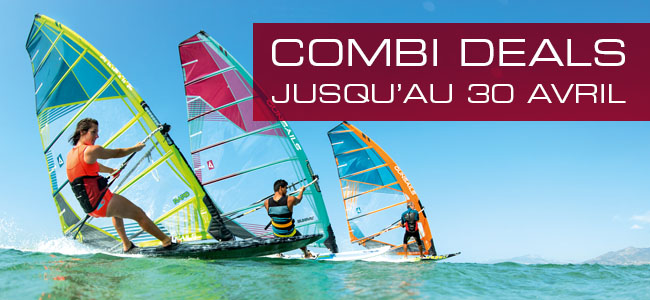 GUNSAILS | Combi Deals