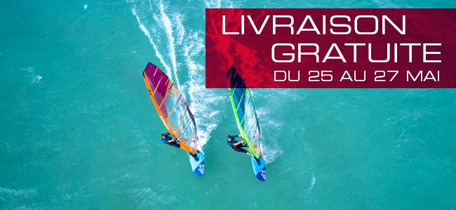 GUNSAILS | LIVRAISON GRATUITE DU 25 AU 27 MAI