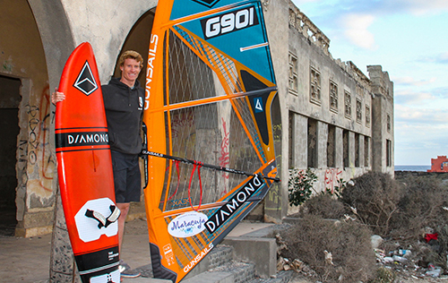GUNSAILS | Julian Salmonn neu im GUNSAILS Team