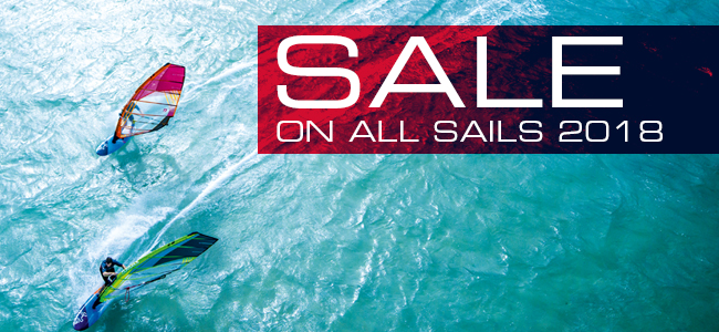 GUNSAILS | Sale on all sails 2018