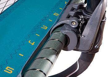 GUNSAILS | Sail Features - Boom Position Control