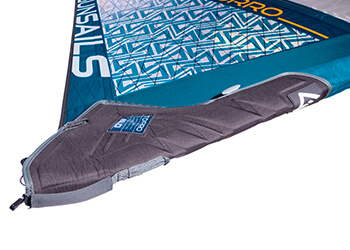 GUNSAILS | Sail Features - Mast Foot Protector