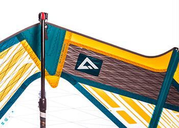 GUNSAILS | Sail Features - Reduced Boom Length