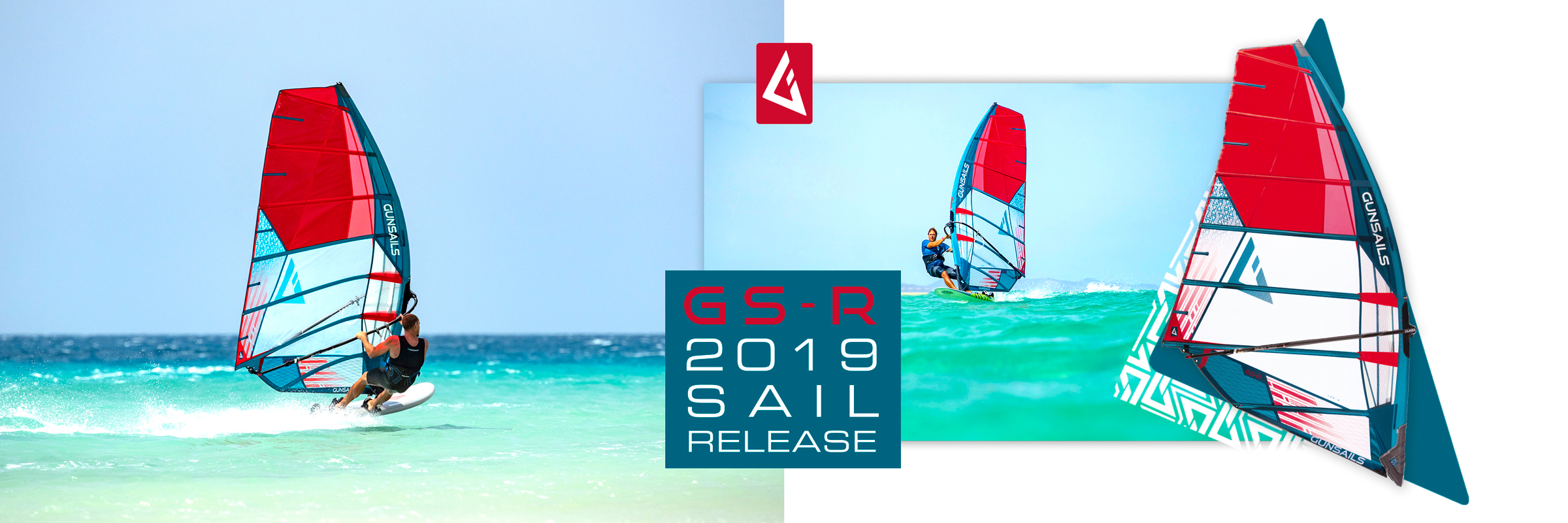 GUNSAILS | Sail Release 2019 - GS-R