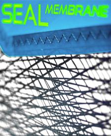 GUNSAILS | Seal Membrane - Windsurf Wave Segel in Membrane Konstruktion