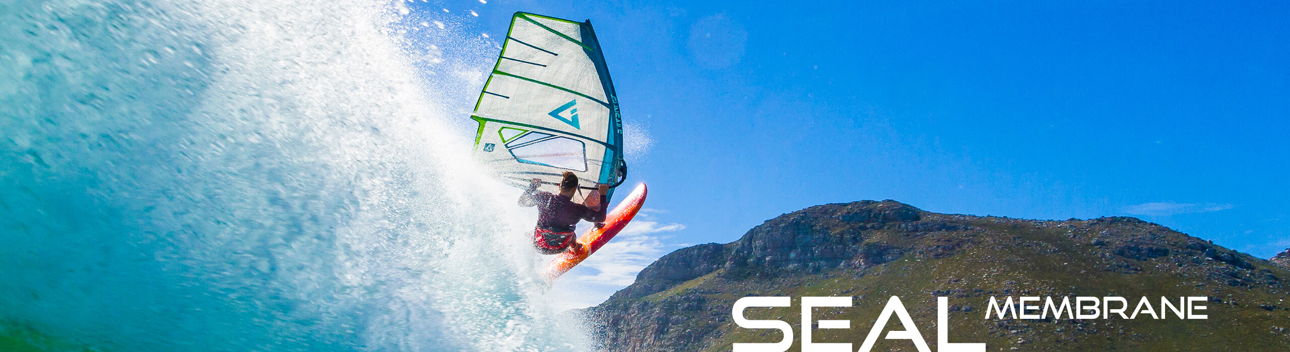 GUNSAILS | Seal Membrane - Windsurf Wave Sail in Membrane Construction