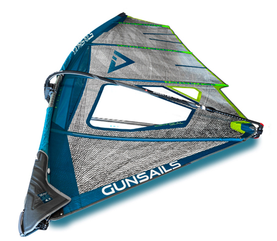 GUNSAILS | Seal Membrane - Windsurf Wave Sail in Membrane Construcion