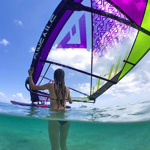 GUNSAILS | Emma Mathieu Windsurf
