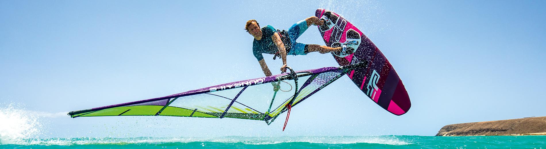 GUNSAILS | Steven van Broeckhoven - PWA Worldtour Rider, EFPT Freestyle Tour Windsurfing