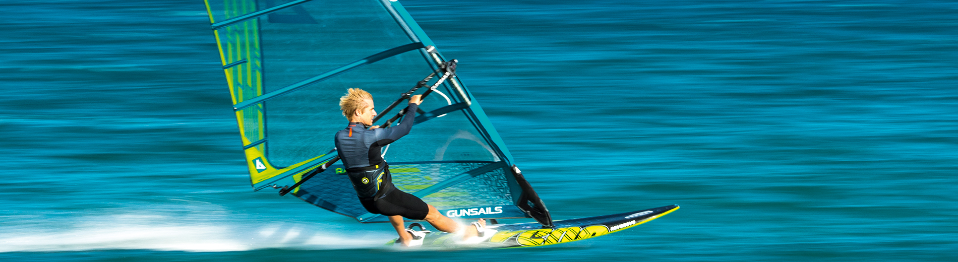 GUNSAILS | Valentin Böckler - PWA Worldtour Rider, EFPT Freestyle Windsurfing, German Freestyle Battles