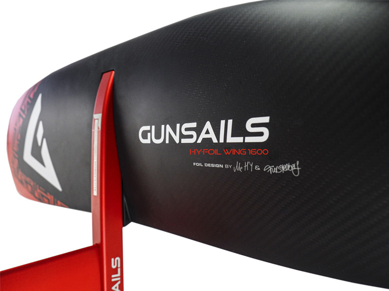 Foil Surf Features