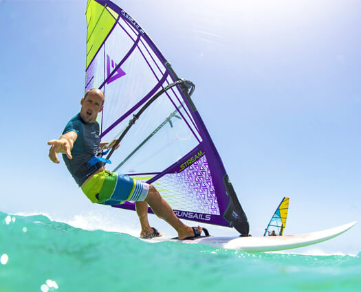 Windsurf Segel 2019 zum günstigen Preis
