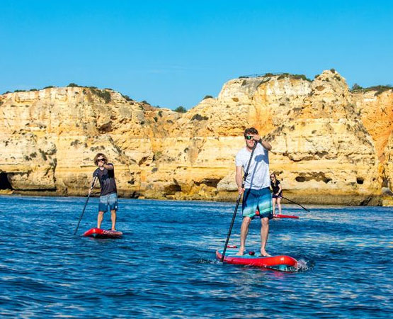SUP aufblasbar iSUP stand up paddle board