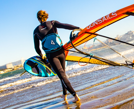 Young Guns Windsurf
