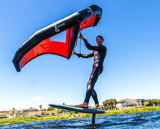 Wing Foil Surf
