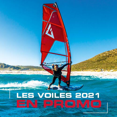 Promos sur les voiles windsurf