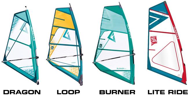 Windsurf Kindersegel von Anfänger oder Einsteiger bis hin zu Pro Kids und SUP Segel