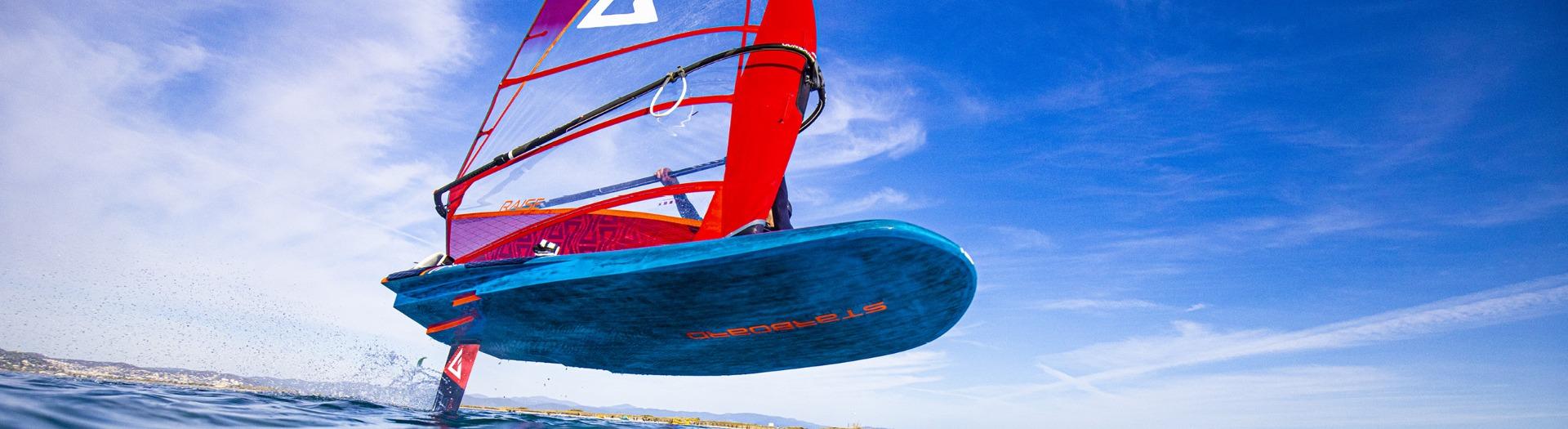 Foil Windsurf Carbon Hydro Foil windsurfen