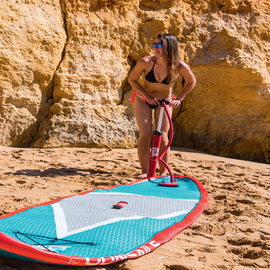 GUN SUP Stand Up Paddle Board