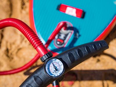 GUN SUP | Aufblasbare Stand Up Paddle Boards Hochdruckpumpe