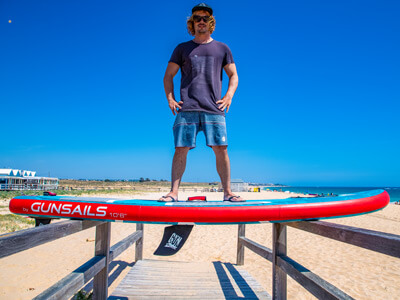 GUN SUP | Aufblasbare Stand Up Paddle Boards