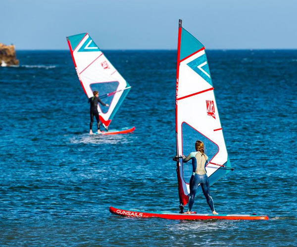 Sup Segel für Stand Up Paddle Boards zum Windsurfen