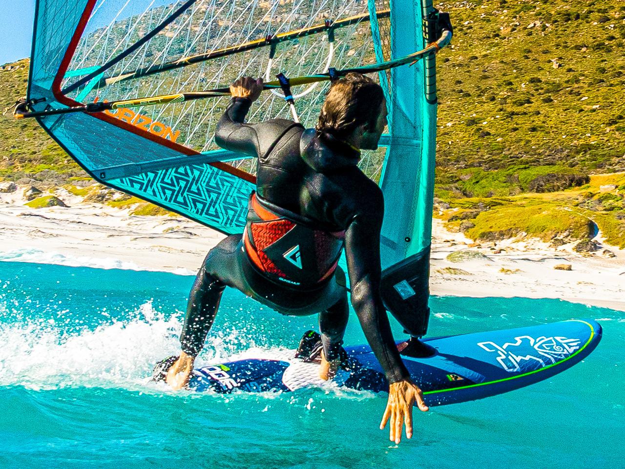 Windsurf Hüfttrapez Freeride
