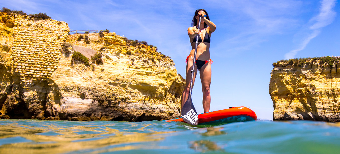 Aufblasbares SUP stand up paddle board inflatable isup