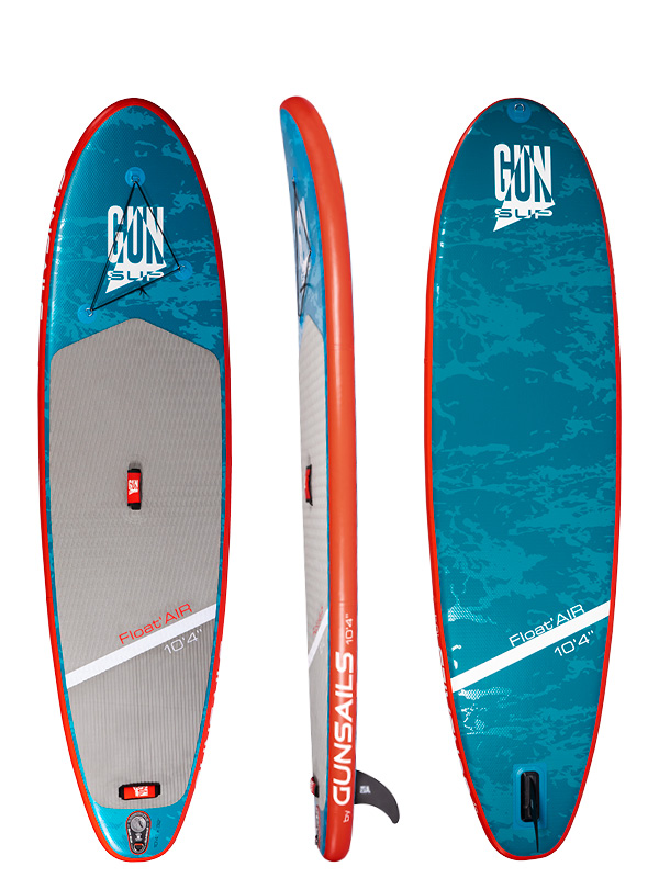 GUN SUP | Stand Up Paddle Board Shape
