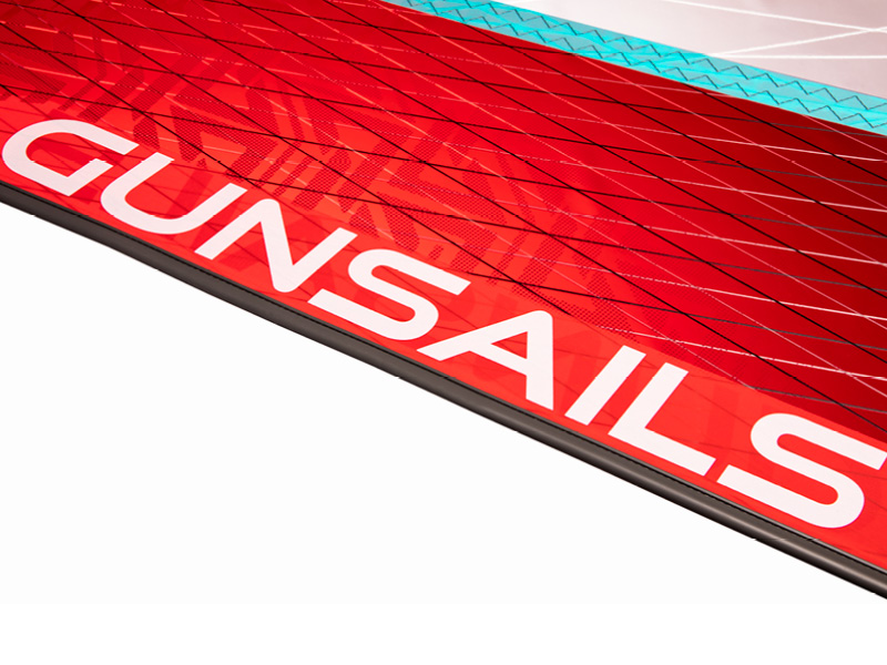 GUNSAILS | Windsurf Segel Technologie