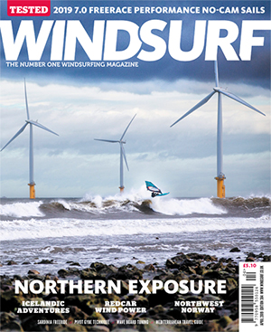 GUNSAILS | Rapid Testbericht Windsurf UK April 2019