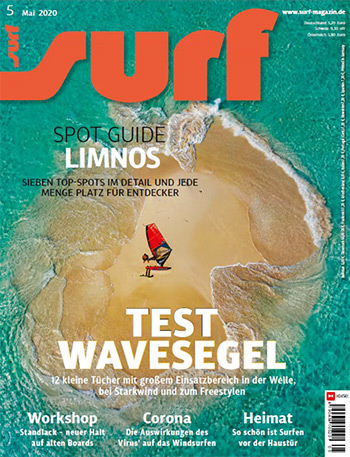 GUNSAILS | Rapport de Test Voile Vague Seal