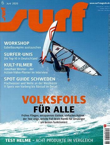 Testbericht Helm Kite, Foil, Windsurf, Wakeboard Surf
