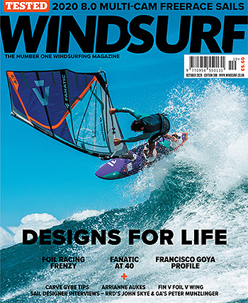 Test Report Windsurf Freemove Freeride Sails Surf Magazin, Windsurf Journal, Planchemag
