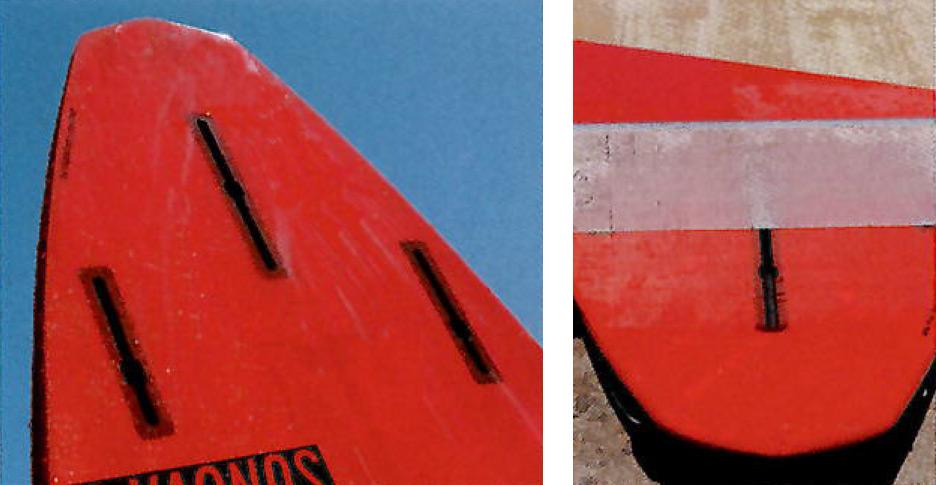 Testbericht Windsurf Board Sunova Freestyle Wave Surf Magazin
