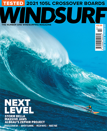 Testbericht Windsurf Freemove Segel Surf Magazin, Windsurf Journal, Planchemag, Windsurf UK