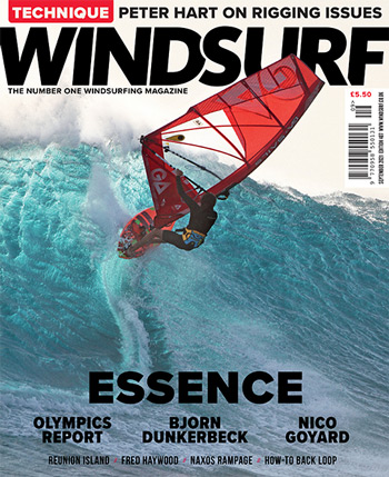 Test Report Windsurf Sail Surf Magazin, Windsurf Journal, Planchemag, Windsurf UK, Windnews