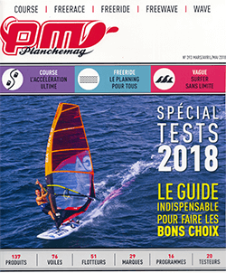 GUNSAILS |  Test Sunray 7.5 2018 Planchemag