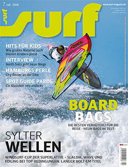 GUNSAILS | Testergebnis Doppel Boardbag Surf Magazin
