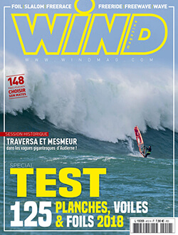GUNSAILS |  Test GS-R 7.1 2018 Wind Magazin