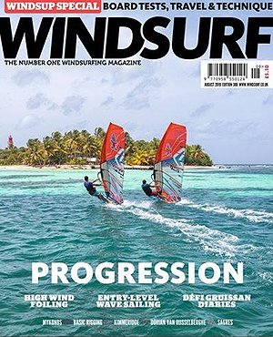 GUNSAILS | Testbericht Seal 2019 Surf Magazin