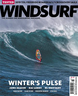GUNSAILS | Torro FR Test report Windsurf Magazin 2019