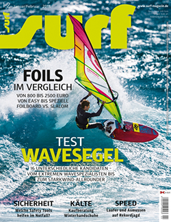 GUNSAILS | Testergebnisse Windsurfing Jahrbuch 2018