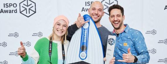 Tripstix ISPO Brand New Award