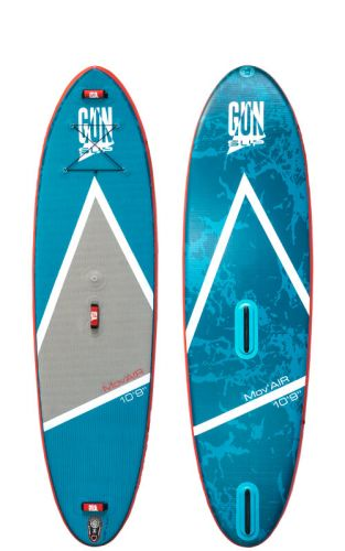 SUP Board aufblasbares stand up paddle isup und windsurf option mit sup segel