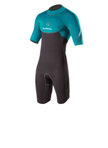 Super comfortable short sleeve neo wetsuit Vision BZ Shorty for summer